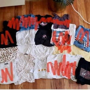 MY ENTIRE BRANDY MELVILLE COLLECTION LOT